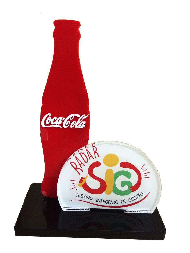trofeu coca-cola
